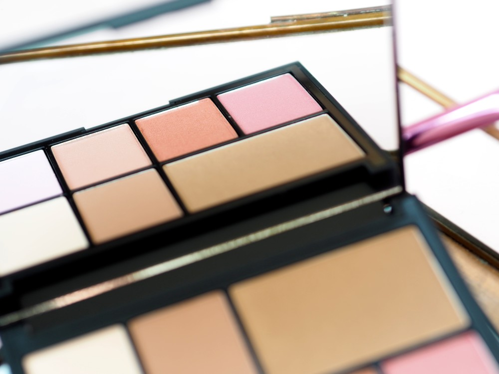 NARS Cheek Studio Palette make up review