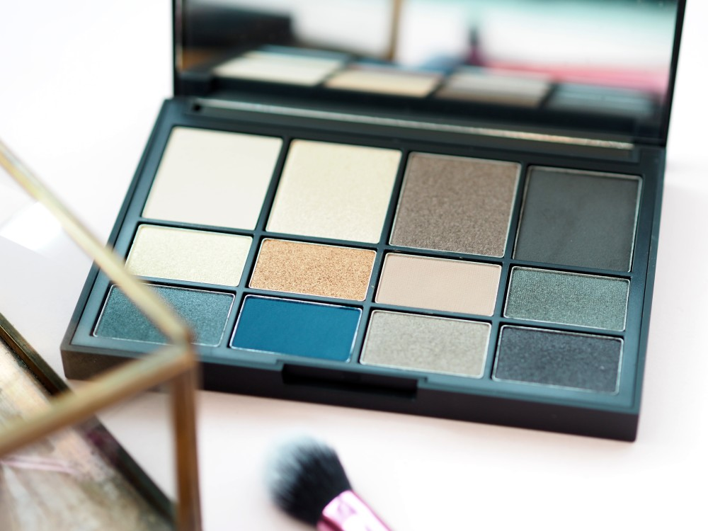 NARS L'Amour Toujours L'Amour Palette make-up review