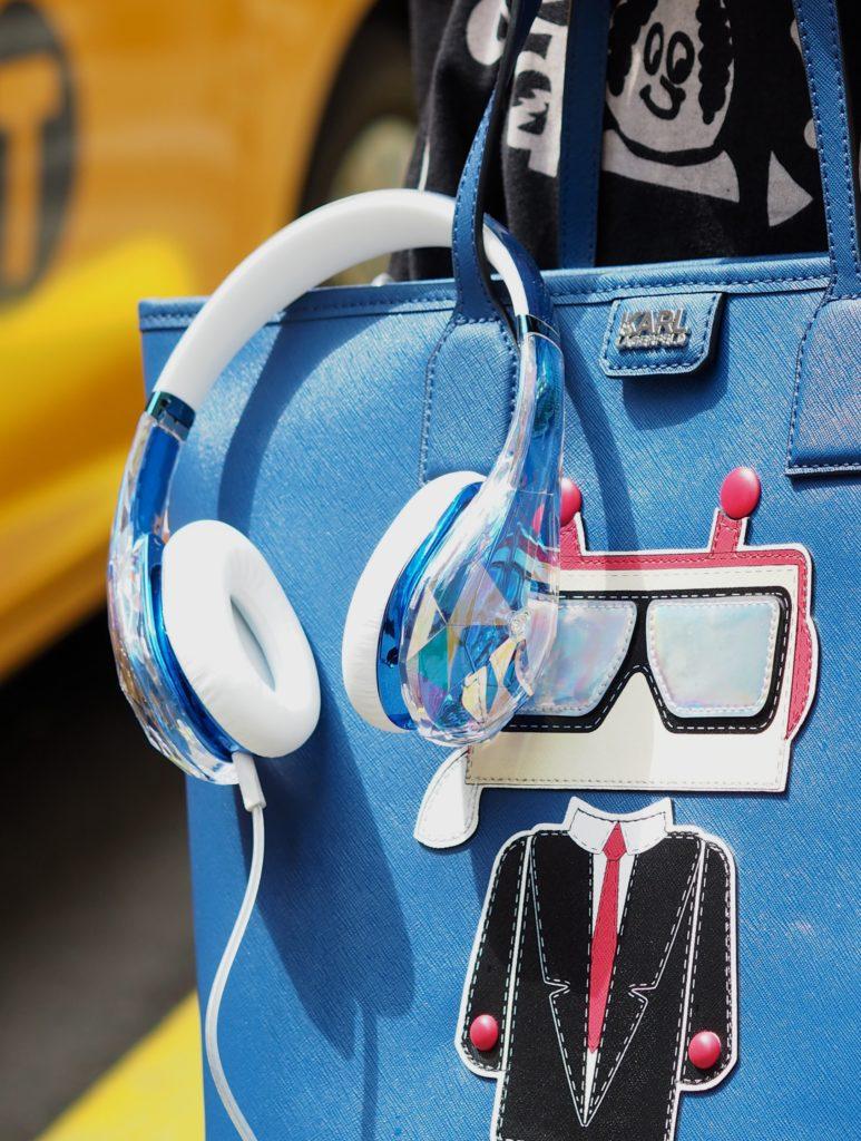 Travel: Monster Diamondz Headphones in NYC