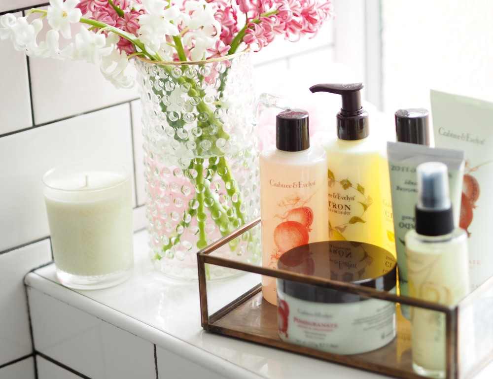 Crabtree & Evelyn: New Fragrances For Spring