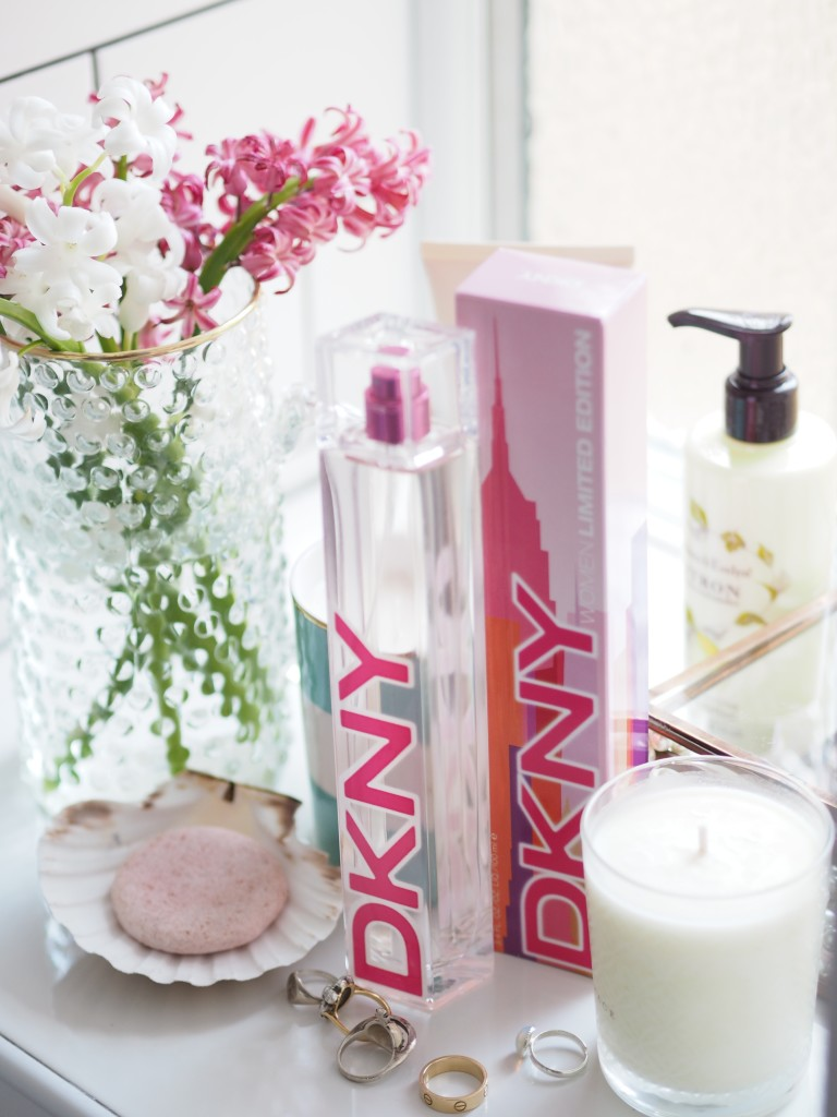 DKNY 'Original Woman' Summer Limited Edition perfume review