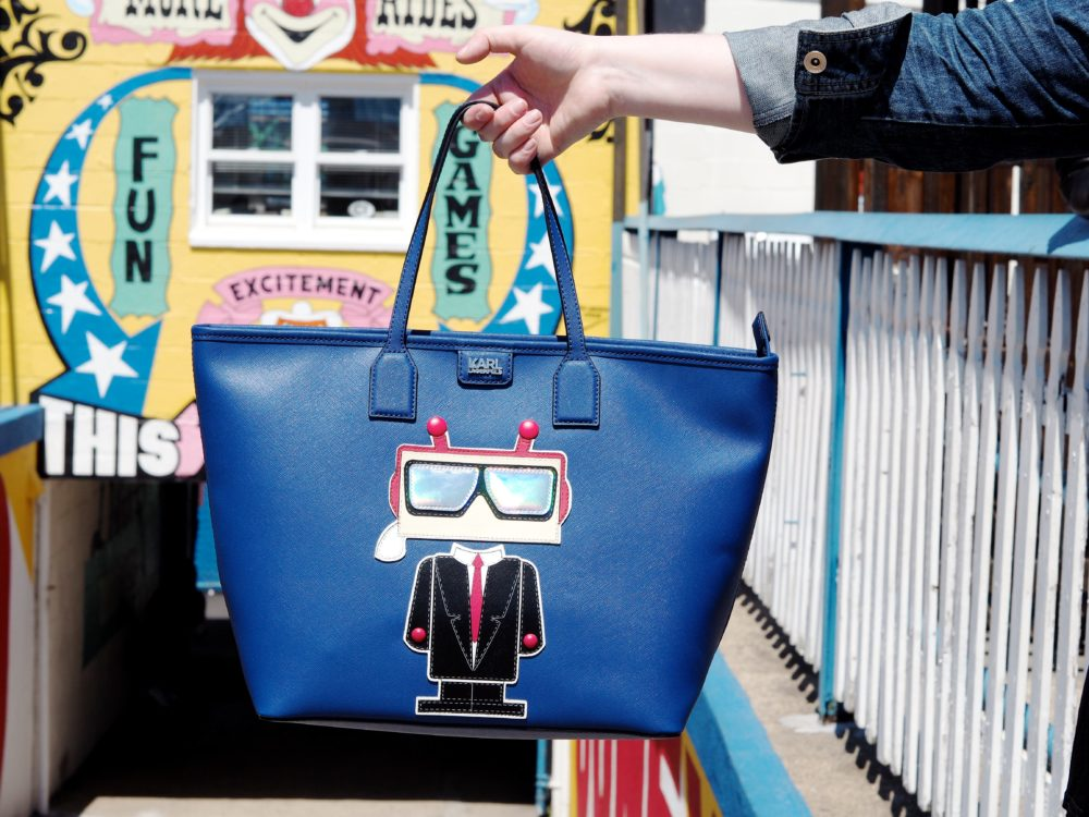 karl-lagerfeld-tote-bag-blue-bright-very-exclusive-coney-island