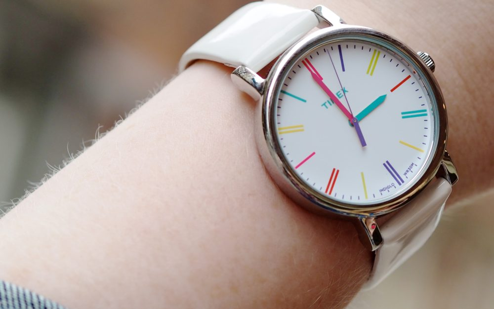 timex-uk-white-watch-with-colored-dial