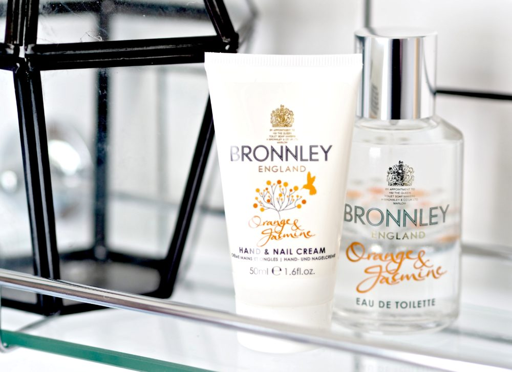Bronnley Orange & Jasmine Collection