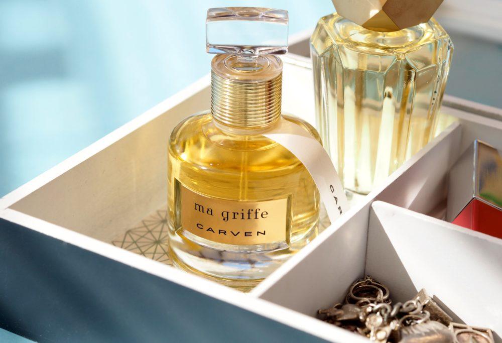 Perfume: Carven 'Ma Griffe'