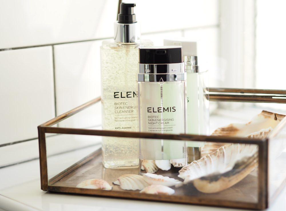Beauty: ELEMIS BIOTEC Energising Skincare System