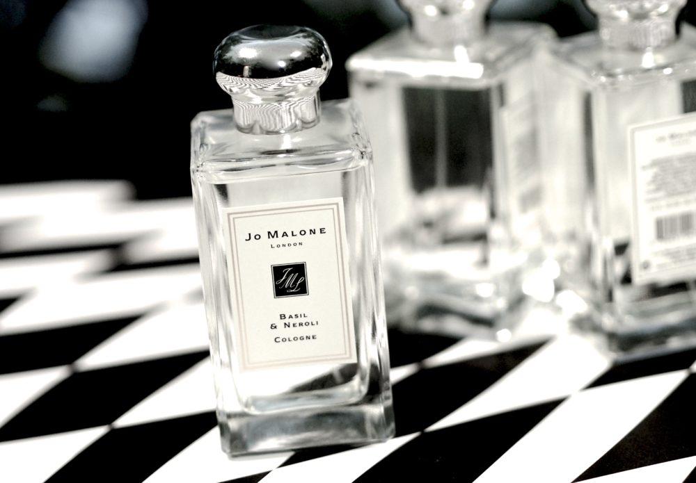 Jo Malone London Basil & Neroli perfume cologne