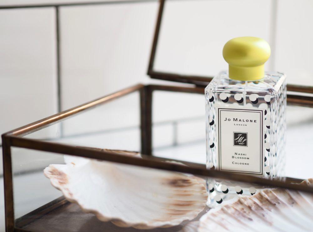 Jo Malone London Nashi Blossom perfume review