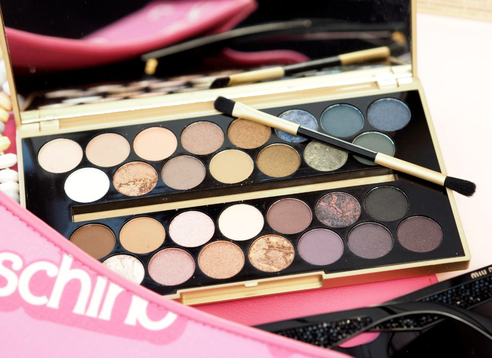 Makeup-Revolution-X-BritishBeautyBlogger-gold-box-fortune-favours-the-brave palette
