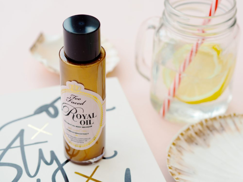 Too-Faced-Royal-Oil-Body-Bronzer-review