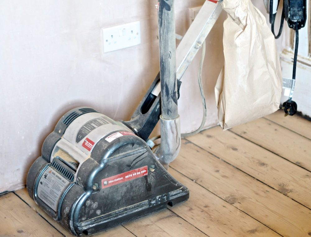 how-to-sand-floors