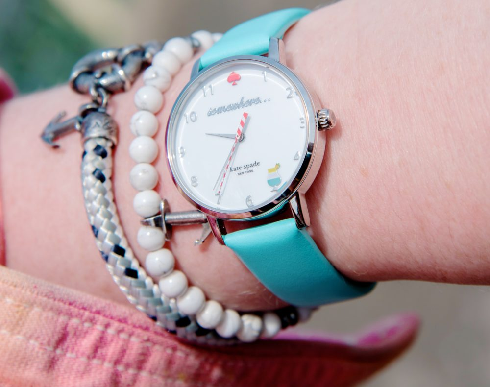 kate spade cocktail watch