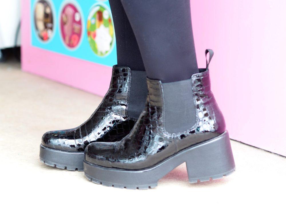 vagabond-boots-black-pvc-leather-mock-croc