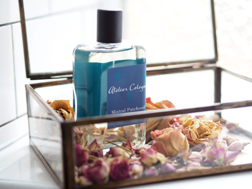 Fragrance: Atelier Cologne 'Mistral Patchouli'
