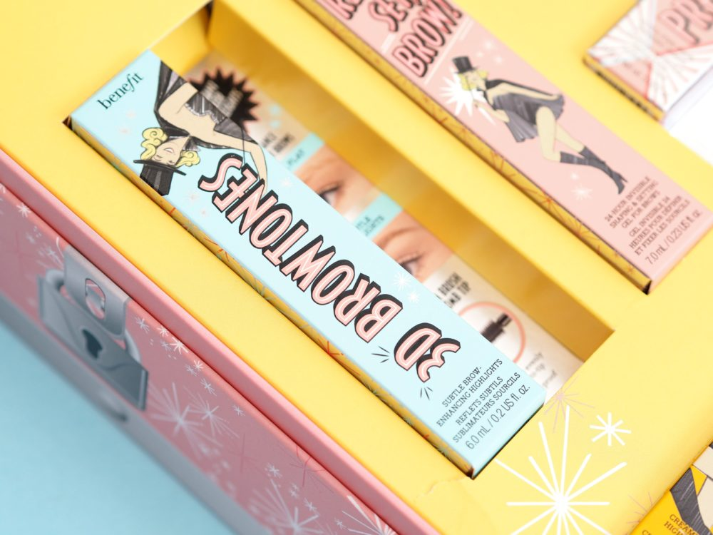 benefit brow collection benefitbrows make up 2016 launch