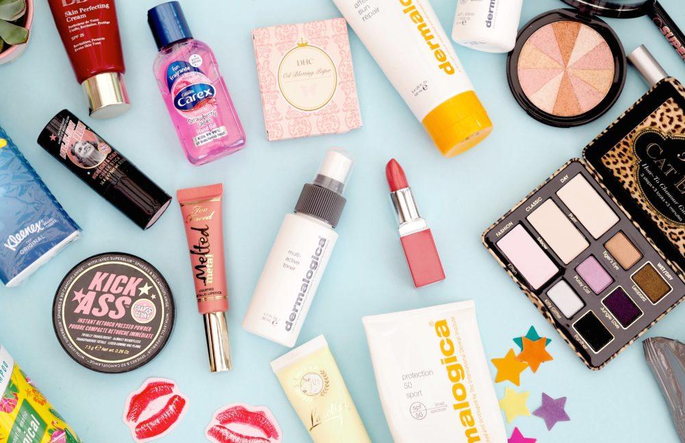 Beauty: Festival Essentials