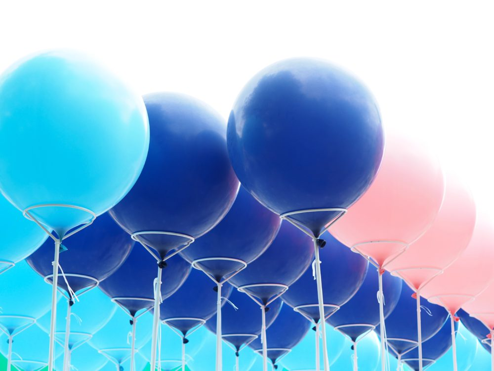 kipling london #wemakehappy rainbow balloons london blogger campaign
