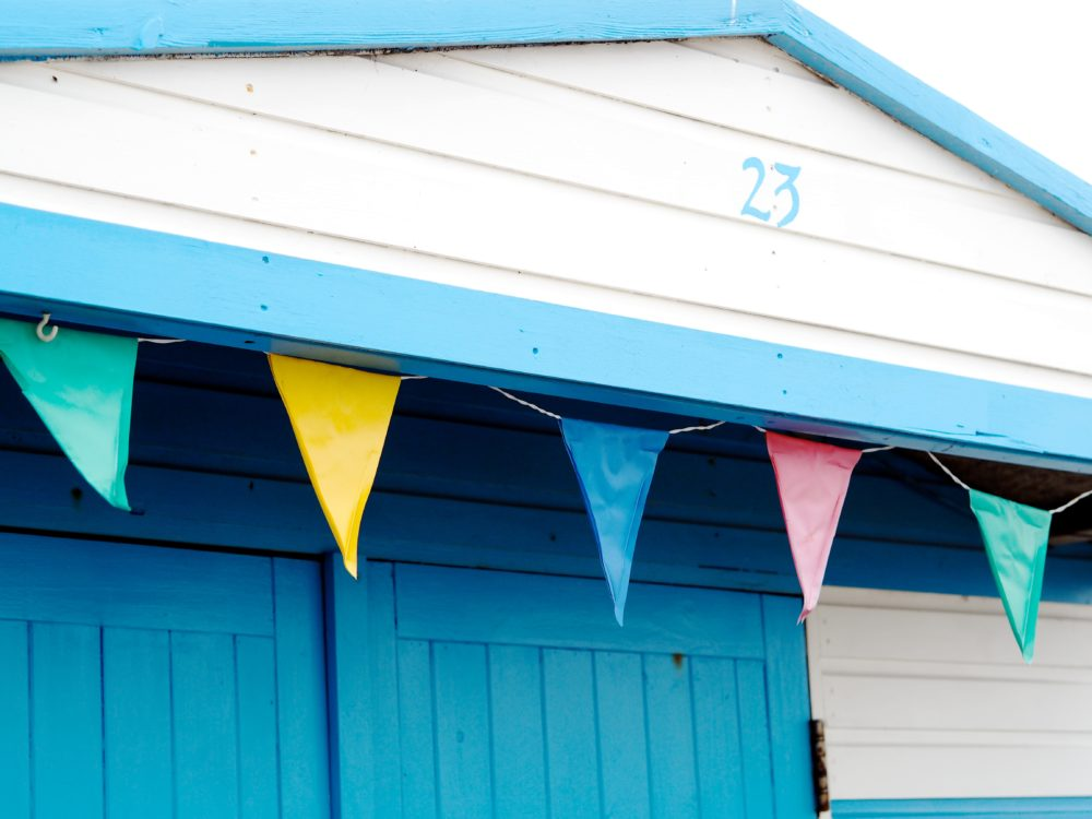 bunting-on-a-beach-hut