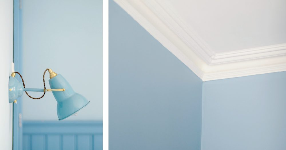pastel blue walls valspar paint