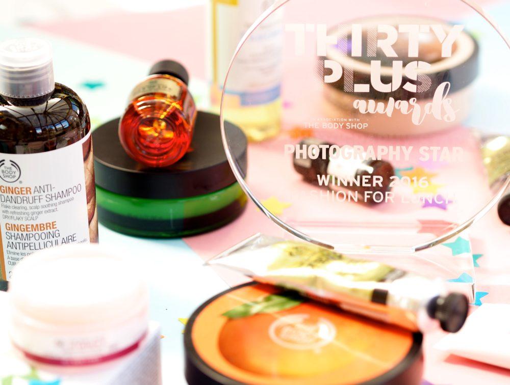 the-body-shop-thirty-plus-awards-