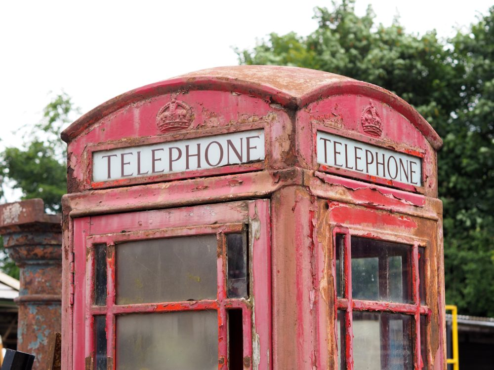vintage-phone-box-salvage-yard
