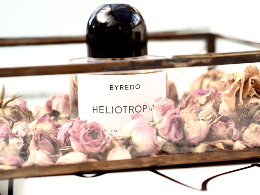 Fragrance: BYREDO Heliotropia