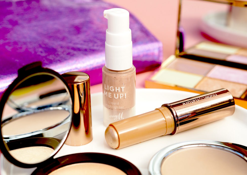 Beauty: Five Amazing Highlighters