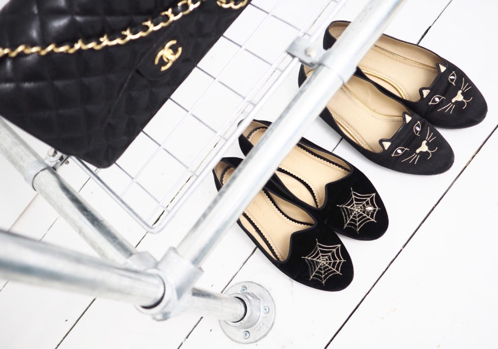 charlotte olympia kitty shoes spider web shoes hom