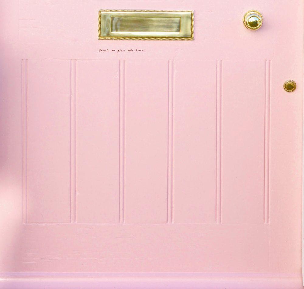 pink-door-makeover
