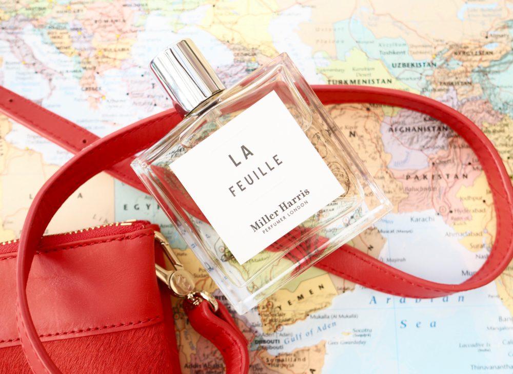 Miller Harris La Feuille perfume fragrance review