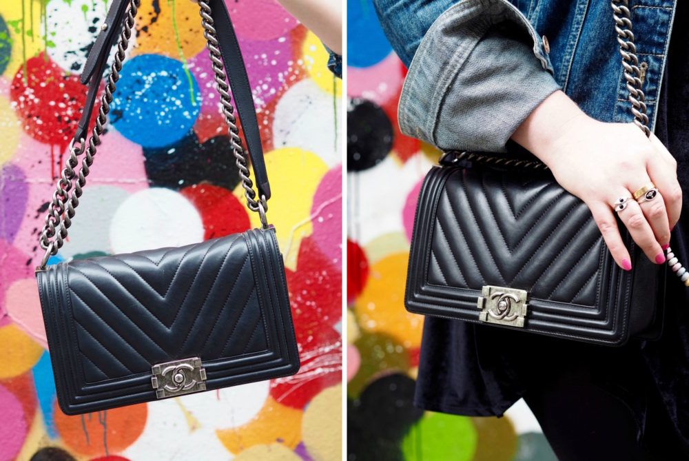 chanel-lambskin-handbag-chevron-boy-bag
