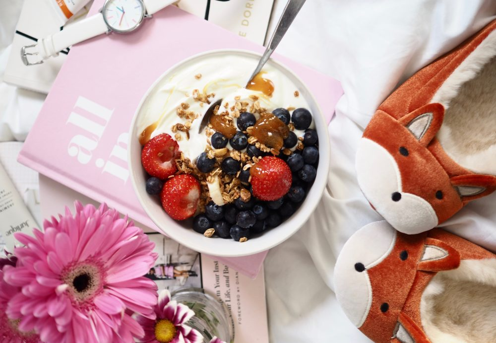 onken coconut yogurt snack food breakfast bowl