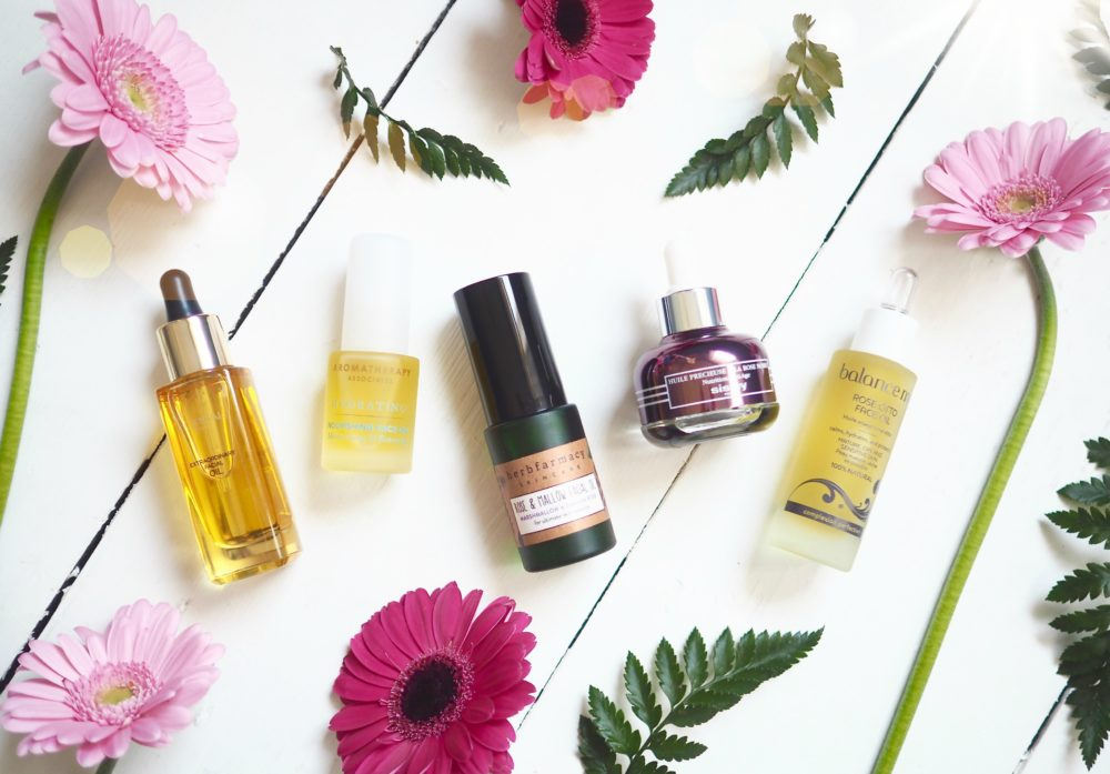Five-Great-Face-Oils
