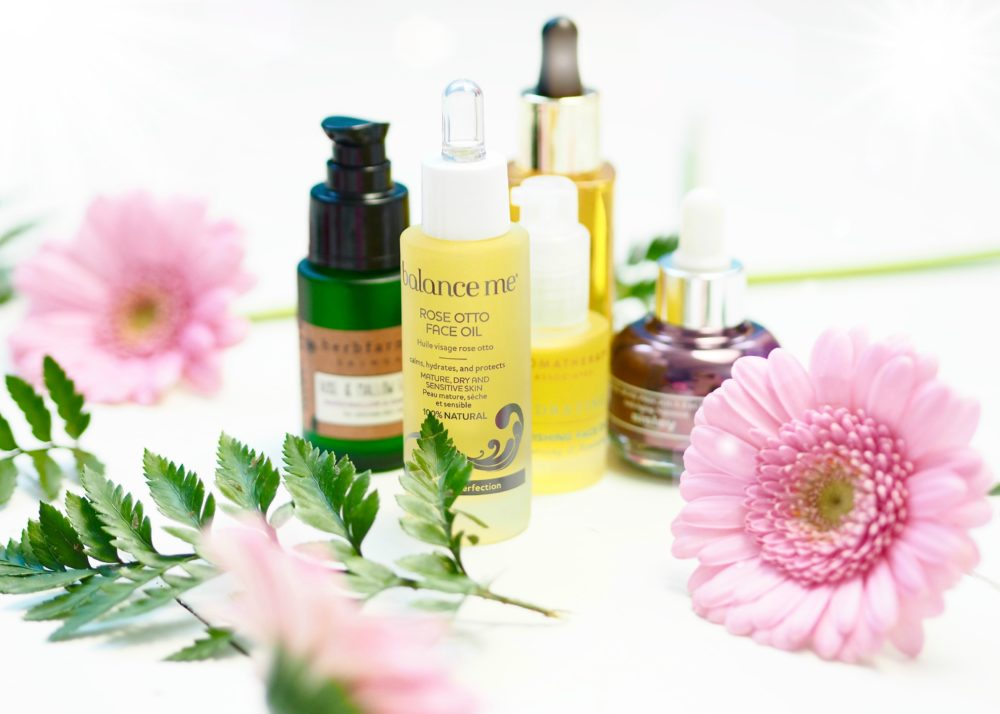 Five-Great-Face-Oils-