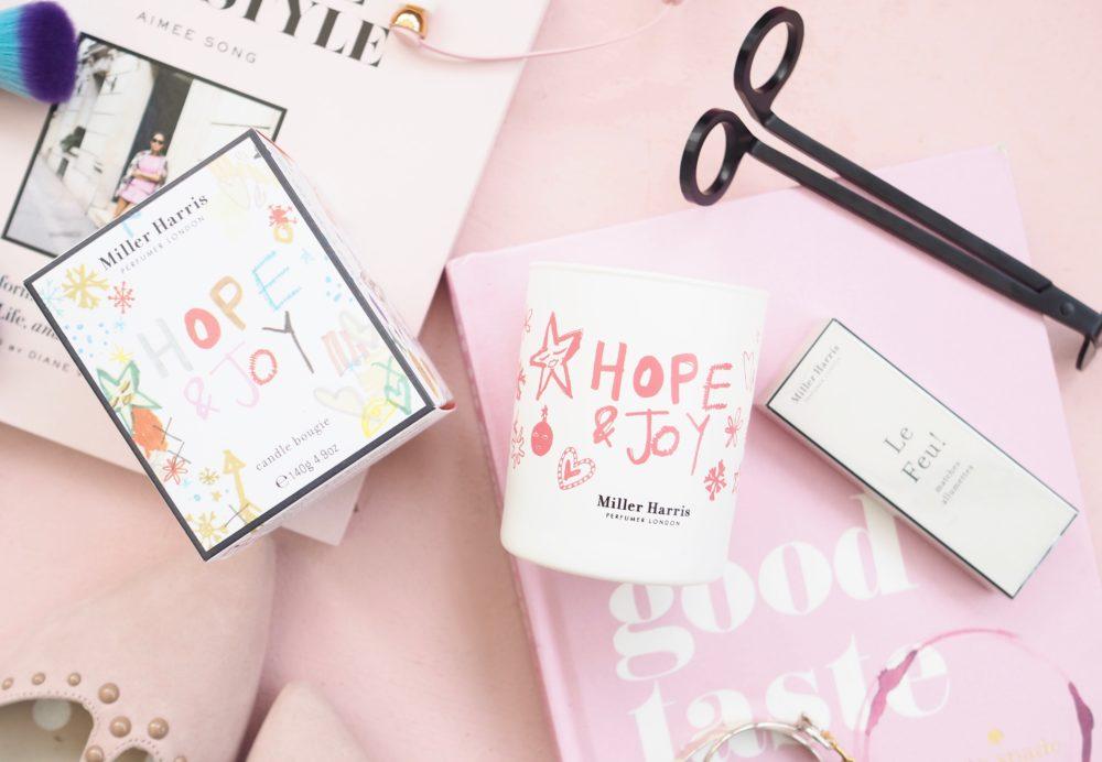 Miller Harris Hope & Joy Candle