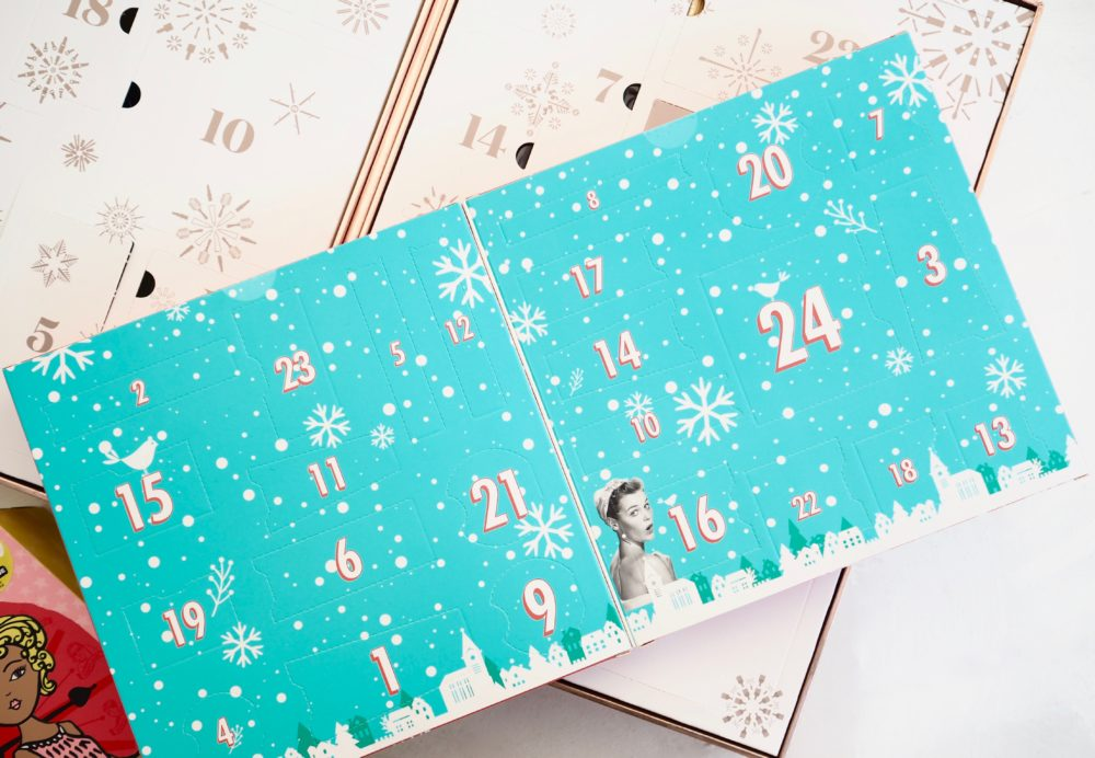 dirty works advent calender