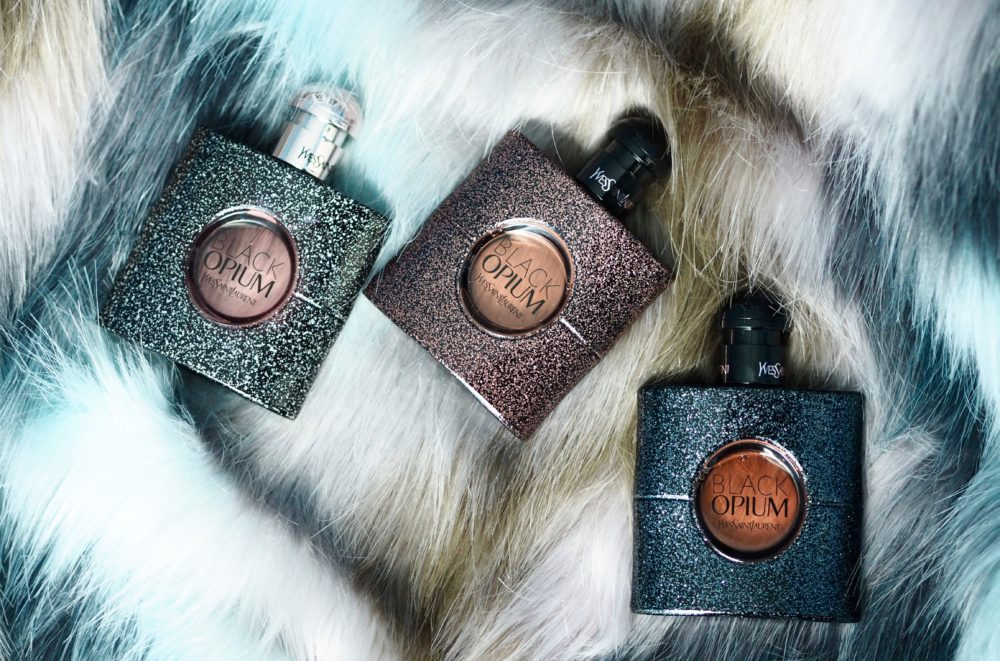 YSL Black Opium Fragrance Collection
