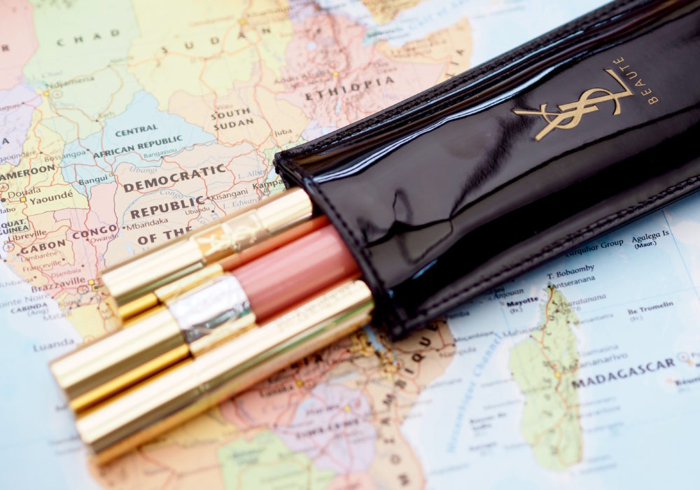 YSL Essential Make-up Trio