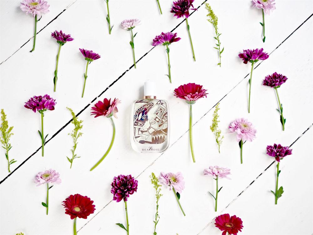 Dear Rose Nymphessence perfume fragrance