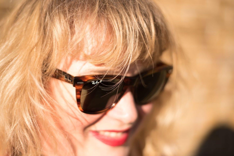 ray ban sunglasses blogger