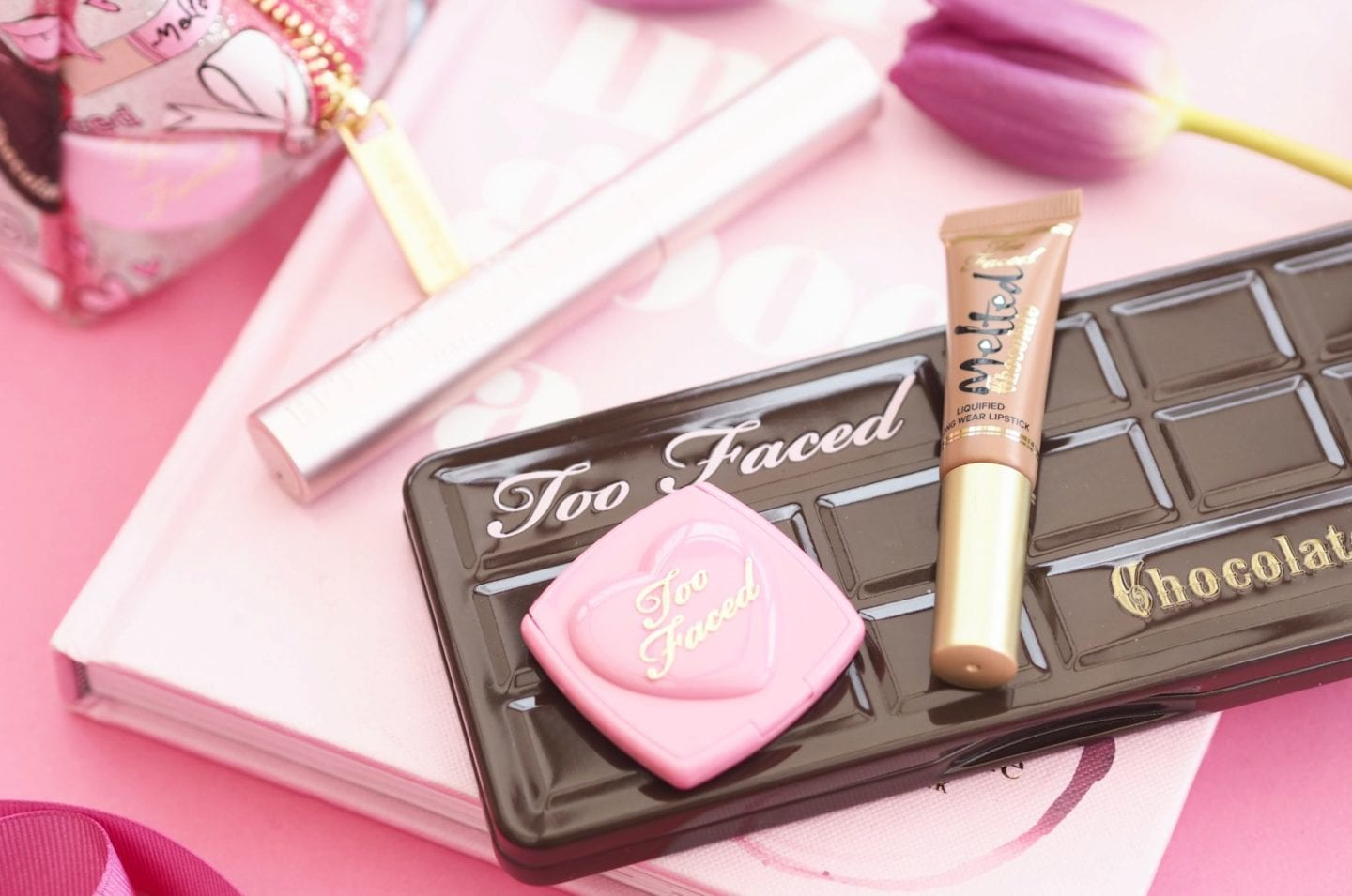 Chocolate Palette too FACED X skinnydip london