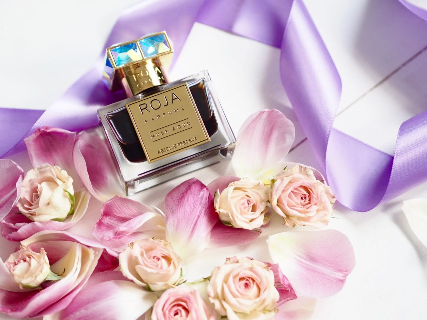 Fragrance Roja Musk Aoud perfume review