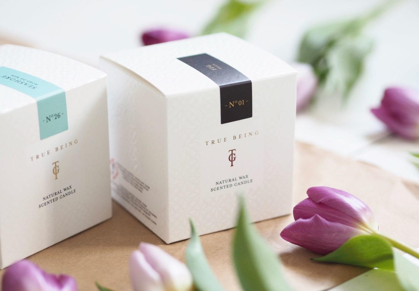 True Grace Scented Candles