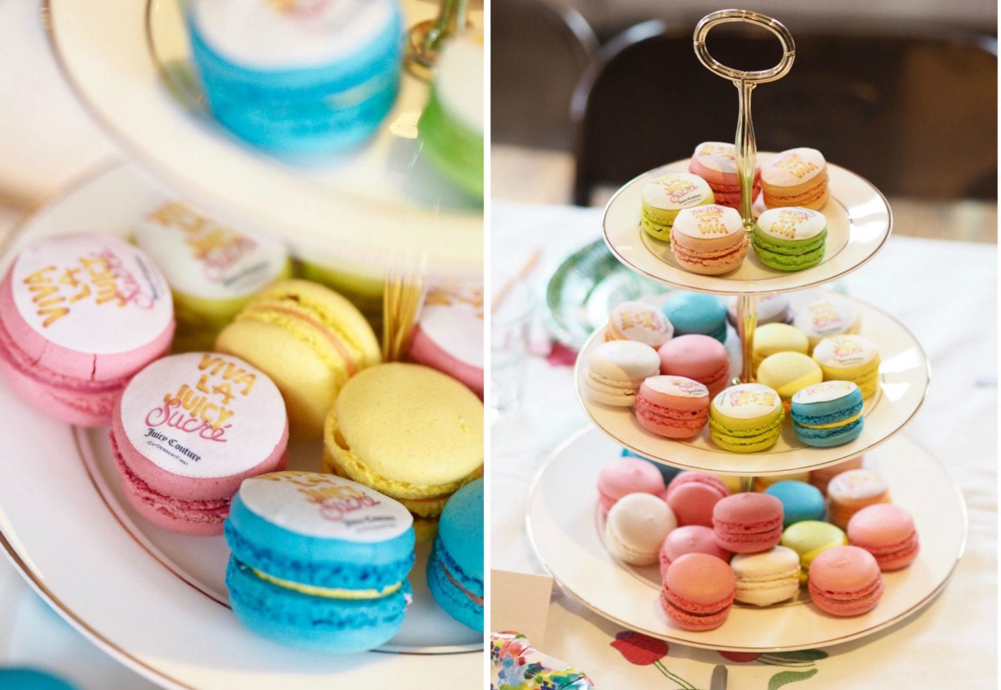 macaroons juicy couture