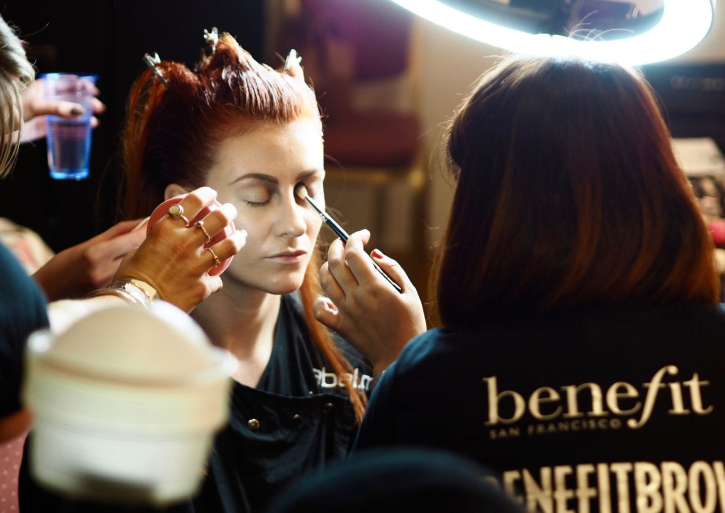 Backstage-at-LFW-With-Hellavagirl-X-Benefit-Cosmetics-benebabes-lisa
