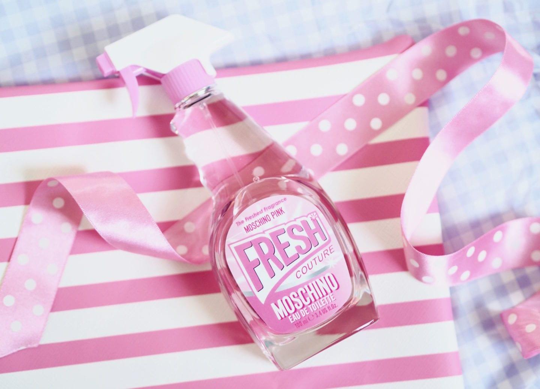 Moschino 'Pink Fresh Couture