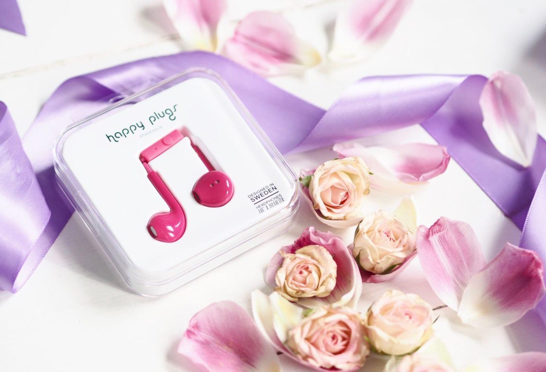 happy plugs pink