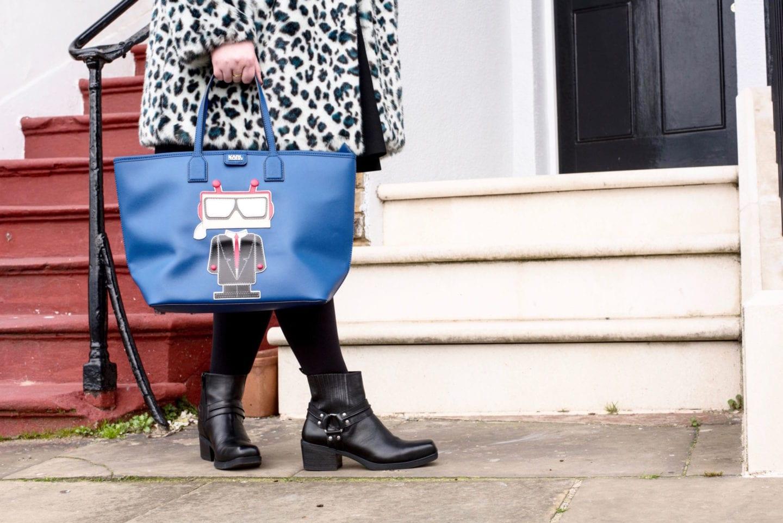 karl lagerfeld handbag robot very exclusive website