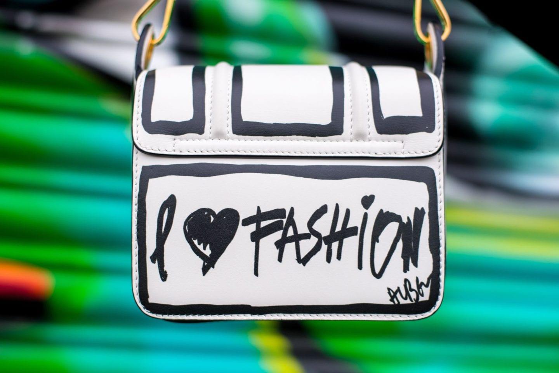 Lanvin Trompe L'Oeil Handbag i love fashion bag