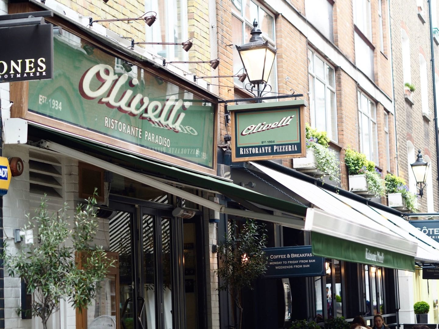 st christophers place london shopping